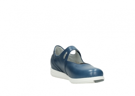 wolky mary janes 02421 electric 30840 jeans blue leather_17