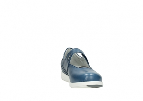 wolky mary janes 02421 electric 30840 jeans blue leather_18