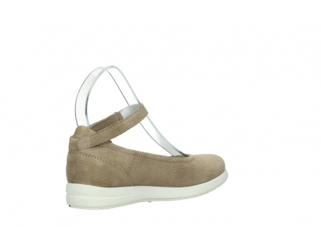 wolky riemchenschuhe 02422 magnetic 20150 taupe leder_10