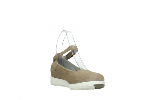 wolky riemchenschuhe 02422 magnetic 20150 taupe leder_17