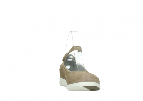 wolky riemchenschuhe 02422 magnetic 20150 taupe leder_18