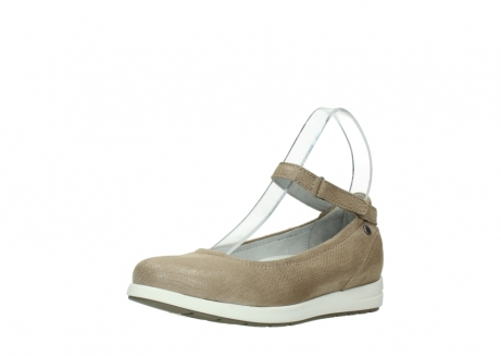 wolky riemchenschuhe 02422 magnetic 20150 taupe leder_22