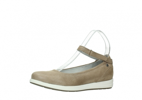wolky riemchenschuhe 02422 magnetic 20150 taupe leder_23