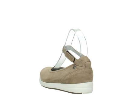 wolky riemchenschuhe 02422 magnetic 20150 taupe leder_5