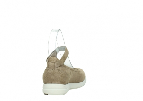 wolky riemchenschuhe 02422 magnetic 20150 taupe leder_8