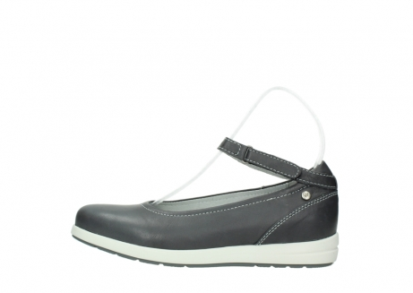 wolky chaussures a bride 02422 magnetic 30210 cuir anthracite_1