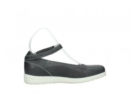 wolky chaussures a bride 02422 magnetic 30210 cuir anthracite_12