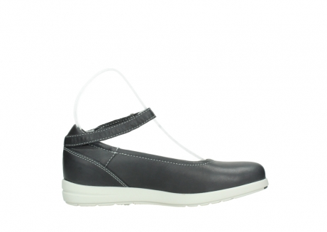 wolky chaussures a bride 02422 magnetic 30210 cuir anthracite_13