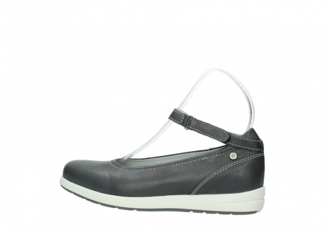 wolky chaussures a bride 02422 magnetic 30210 cuir anthracite_2