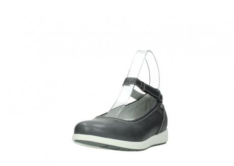 wolky chaussures a bride 02422 magnetic 30210 cuir anthracite_21