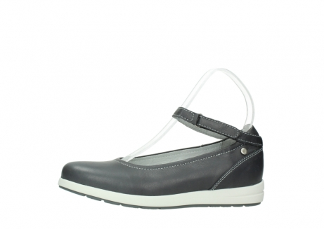 wolky chaussures a bride 02422 magnetic 30210 cuir anthracite_24