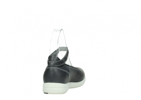 wolky chaussures a bride 02422 magnetic 30210 cuir anthracite_8