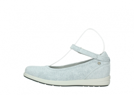 wolky chaussures a bride 02422 magnetic 49122 blanc casse gris_1