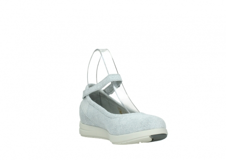 wolky chaussures a bride 02422 magnetic 49122 blanc casse gris_17