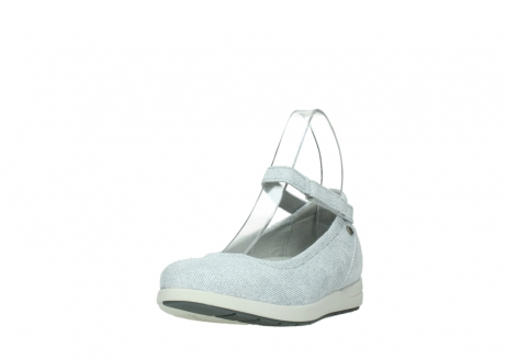 wolky chaussures a bride 02422 magnetic 49122 blanc casse gris_21