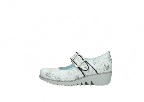 wolky mary janes 03811 silky 70110 white black canal leather_1