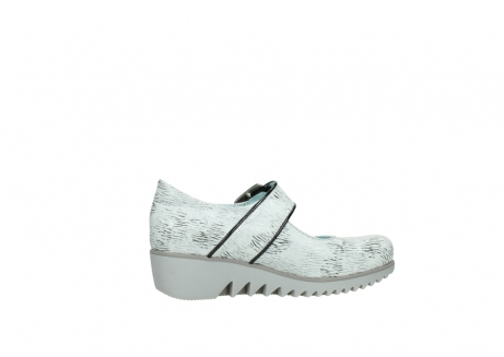 wolky mary janes 03811 silky 70110 white black canal leather_12