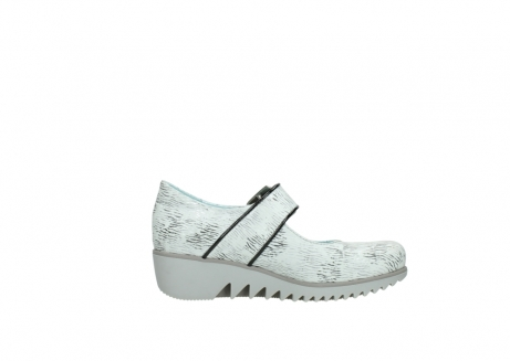 wolky mary janes 03811 silky 70110 white black canal leather_13