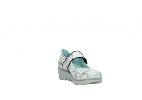 wolky mary janes 03811 silky 70110 white black canal leather_17