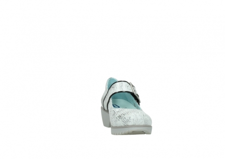 wolky mary janes 03811 silky 70110 white black canal leather_18