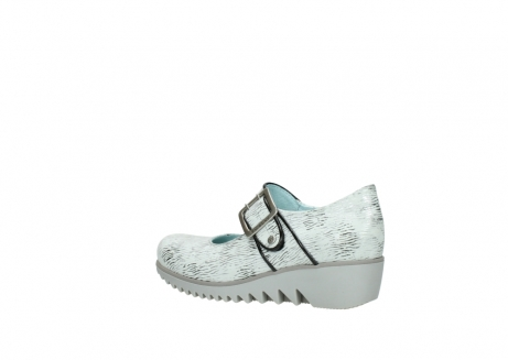 wolky mary janes 03811 silky 70110 white black canal leather_3