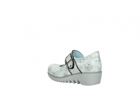 wolky mary janes 03811 silky 70110 white black canal leather_4