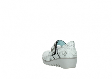 wolky mary janes 03811 silky 70110 white black canal leather_5