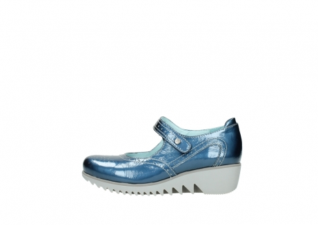 wolky mary janes 03819 daisy 80820 denim patent metallic leather_1