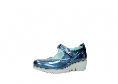 wolky mary janes 03819 daisy 80820 denim patent metallic leather_23