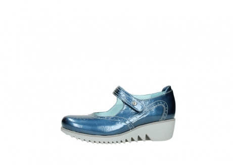 wolky mary janes 03819 daisy 80820 denim patent metallic leather_24