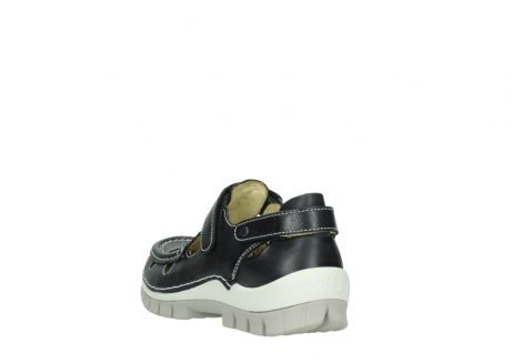 wolky mary janes 04703 move 30070 black summer leather_5