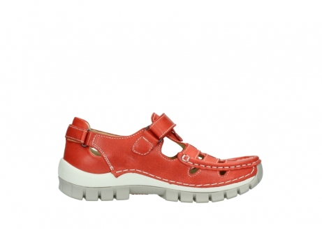 wolky chaussures a bride 04703 move 30570 cuir rouge_13