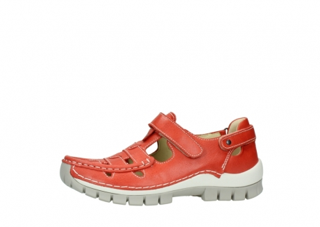wolky chaussures a bride 04703 move 30570 cuir rouge_24
