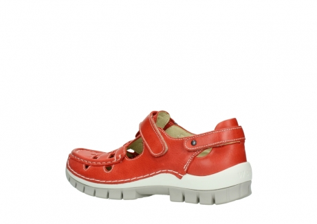 wolky chaussures a bride 04703 move 30570 cuir rouge_3