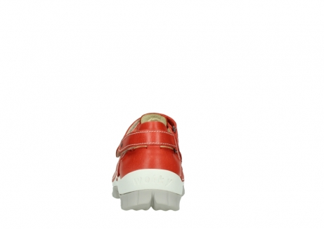 wolky chaussures a bride 04703 move 30570 cuir rouge_7