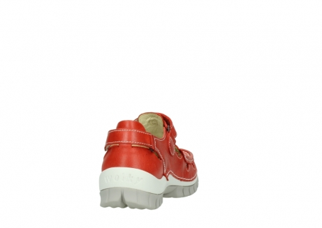 wolky chaussures a bride 04703 move 30570 cuir rouge_8