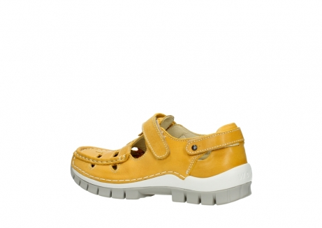 wolky mary janes 04703 move 30900 yellow leather_3