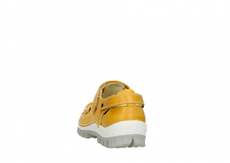 wolky mary janes 04703 move 30900 yellow leather_6