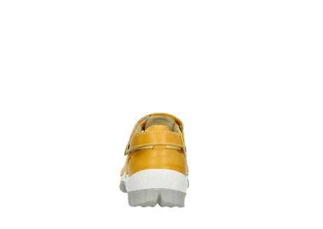 wolky mary janes 04703 move 30900 yellow leather_7