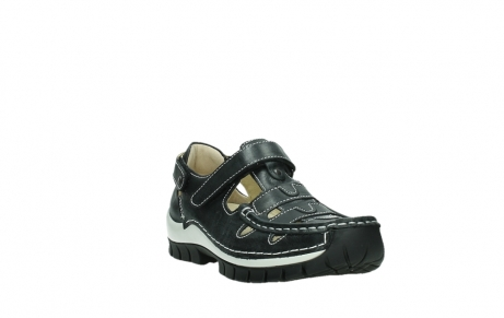 wolky mary janes 04703 move 35070 black summer leather_5