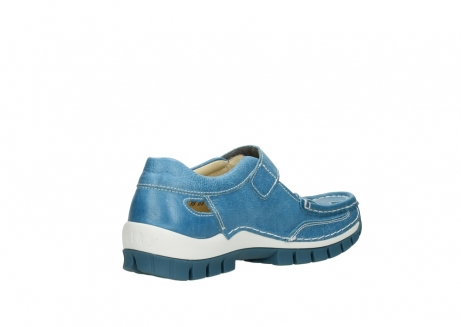 wolky mary janes 04709 step 35815 sky blue leather_10