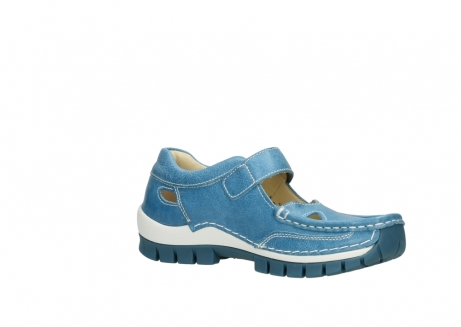 wolky mary janes 04709 step 35815 sky blue leather_15