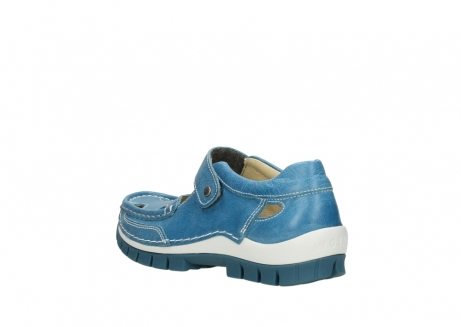 wolky mary janes 04709 step 35815 sky blue leather_4