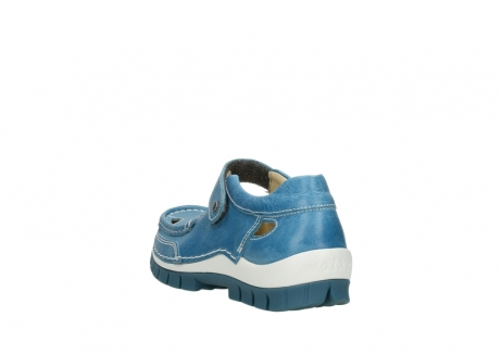 wolky mary janes 04709 step 35815 sky blue leather_5