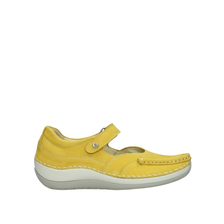wolky mary janes 04804 elation 10900 yellow
