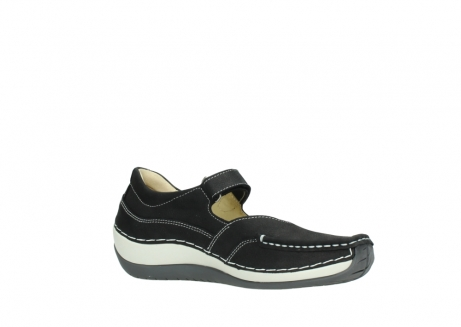 wolky chaussures a bride 04804 elation 10070 nubuck noir_15