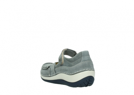 wolky chaussures a bride 04804 elation 10200 nubuck gris_5