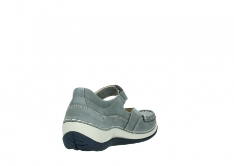 wolky chaussures a bride 04804 elation 10200 nubuck gris_9