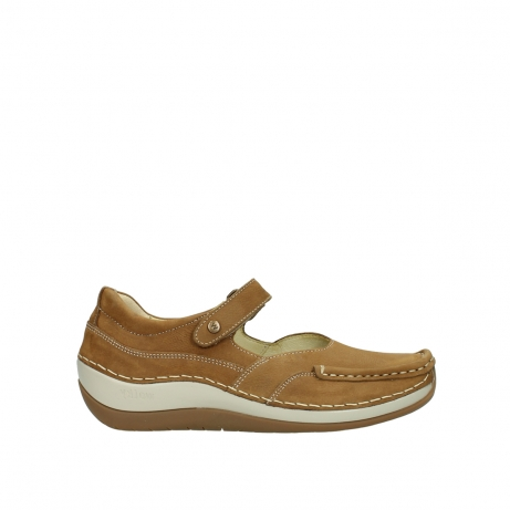 wolky chaussures a bride 04804 elation 10410 nubuck tobacco