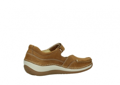 wolky chaussures a bride 04804 elation 10410 nubuck tobacco_11
